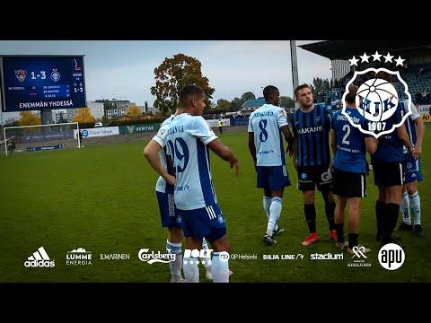 Inter Turku HJK Helsinki Goals And Highlights