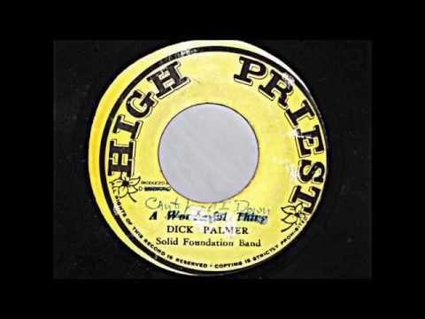 Dick Palmer - Can't Keep I down (Reggae-Wise)