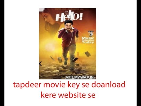 How To Download Hello Tapdeer Full Hd || In Hindi || By Tricks By New Tricks