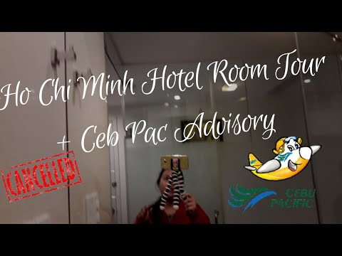 BUDGET HOTEL IN HO CHI MINH CITY (with ROOM TOUR)
