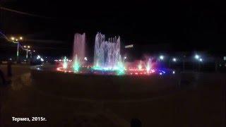 Термез, площадь(, 2016-01-13T13:28:07.000Z)