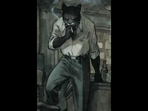 Dark Horse Comics: Blacksad Graphic Novel Trailer