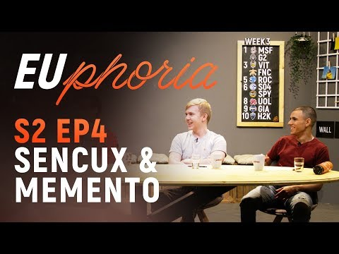 EUphoria Season 2 Episode 4   Denmark vs. Sweden and the Best Team in Europe w/ Sencux & Memento