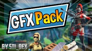 FORTNITE PACK GFX PHOTOSHOP SAISON 5 By Sti-ReX (The V2 is out)