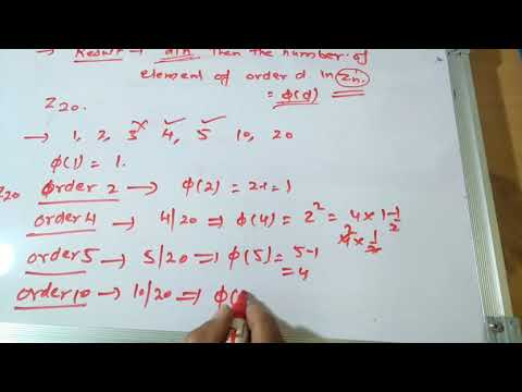 Abstract algebra 10th Lecture-Group theory (हिंदी ) PART- 10 for CSIR NET/GATE/M.SC./B.SC.