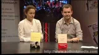 FOIRE DU LIVRE DE BRIVE 2012 : Forum des lecteurs - Colombe SCHNEK & Marc PAUTREL