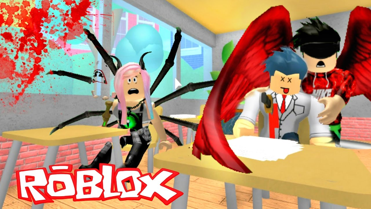 We Went To The Wrong School Roblox Roleplay Youtube
