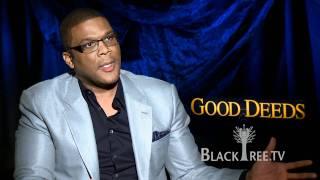 Tyler Perry Interview   Good Deeds