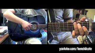how to play untitled hymn come to jesus by chris rice on guitar