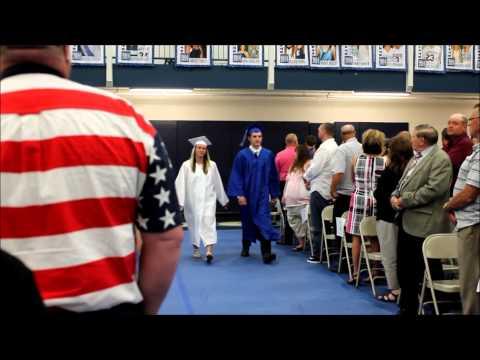 Blanchester Class of 2014 Graduation