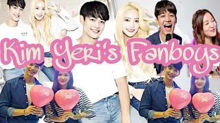 RED VELVET Kim Yeri's fanboys (Part 2)