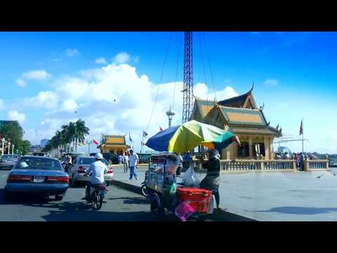 Amazing Phnom Penh Traveling - Cambodia Travel Guide and Tourism - Asia Travel On YouTube # 64