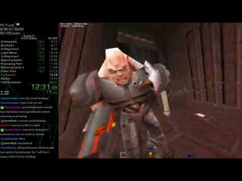 Quake 2 (Any%, Easy) [22:17] (RTA)