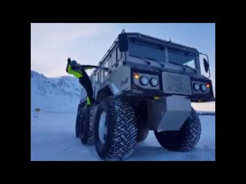 Yamal Penisula - Off Road Expedition Winter 2019