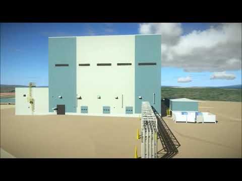 Tour virtuel de la future Usine de filtration du projet Vaudreuil 2022 phase 1