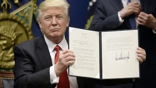 Terrorists Celebrating Trump Muslim Ban, Which Makes Us LESS SAFE