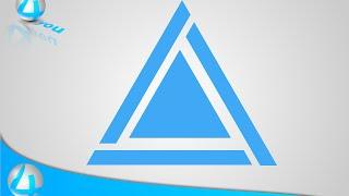 Basit logo oluşturma eğitimi: (Illustrator CC)