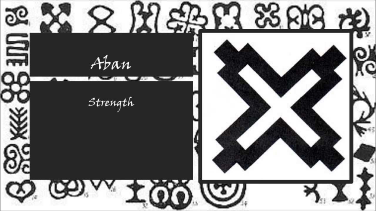 Adinkra symbol aban youtube adinkra symbol aban biocorpaavc Image collections