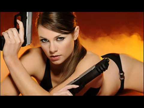 Tomb Raider - Lara Croft - Alison Carroll