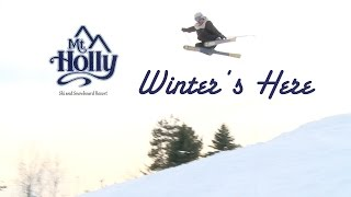 MT HOLLY - WINTER