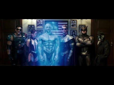 Screen Heroes 90: Watchmen Fancast