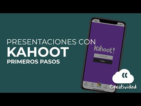 Introducción a Kahoot, primeros pasos para crear juegos de preguntas y respuestas en clase