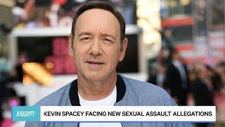 Kevin Spacey Facing New Sexual Assault Allegations