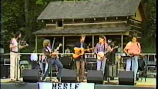 Tony Rice, Bela Fleck, Jerry Douglas, Sam Bush, and Mark O