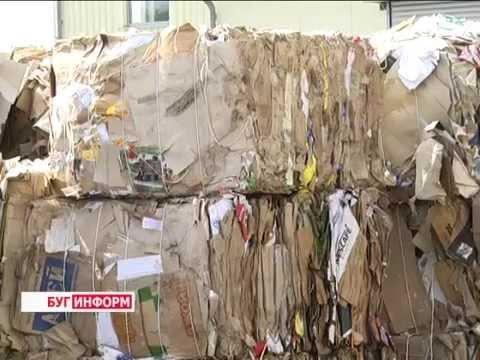 2014-05-19 г. Брест Телекомпания  Буг-ТВ. Переработка отходов и вторичных ресурсов.