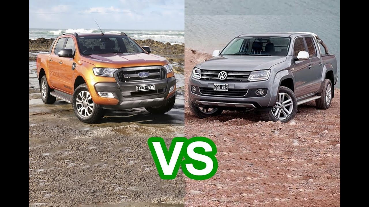 2016 ford ranger vs 2016 volkswagen amarok design youtube. Black Bedroom Furniture Sets. Home Design Ideas