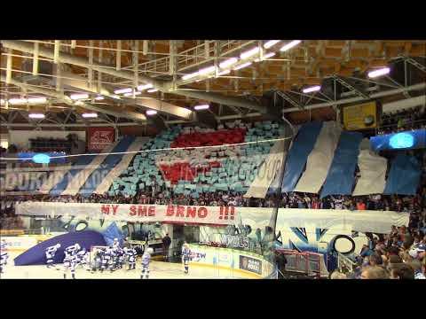 HC KOMETA BRNO x HC Sparta Praha: Chorea | 3.11.2017