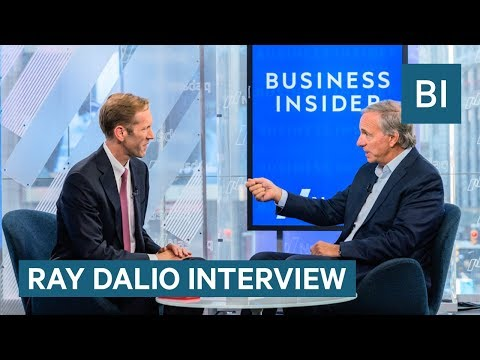 Ray Dalio on Bridgewater's culture and how to bet on the fut