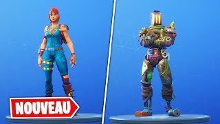 🔴FORTNITE NOUVEAU SKIN PELE MELE ( GAME ABO )
