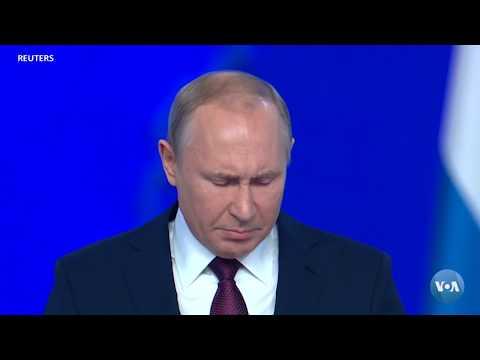 Rossiya prezidentidan AQShga ogohlantirish