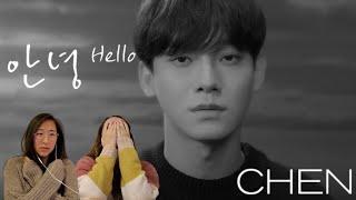 Download lagu [KOR] CHEN 'Hello' MV Reaction | 첸 '안녕' 뮤비 리액션