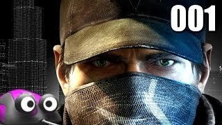 Watch Dogs Gameplay German Part 1 Los gehts! (Let's Play Deutsch PS4 [x] / PC / Xbox One)
