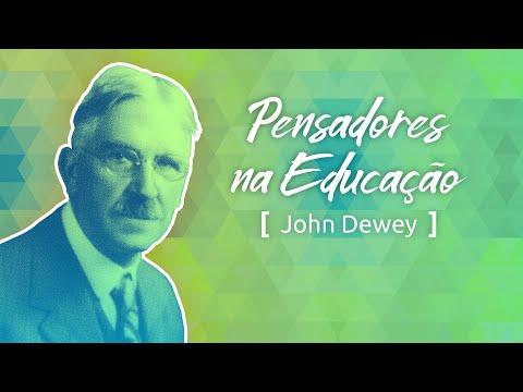 Pensadores na Educação: John Dewey e a educação para a democracia