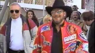 Monday Night Football Video featuring Hank Williams Jr. with Lisa Rhyne