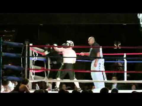 CJ Barkley vs Ebina Kazuki