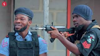 Brodashaggi Arrests His Neighbour - Broda Shaggi Comedy