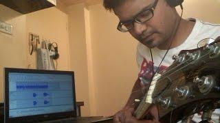 Roja Jaaneman tu hi mera dil guitar instrumental