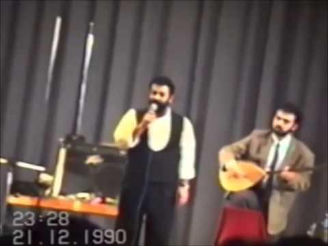 AHMET KAYA \ İsviçre Konseri, 1990