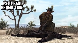 California - Red Dead Redemption Stranger Mission (HD)