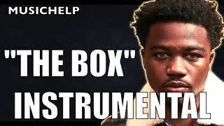 Roddy Ricch - The Box INSTRUMENTAL/KARAOKE (ReProd. by MUSICHELP)