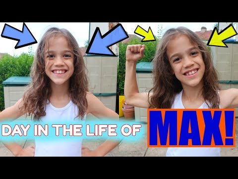 DAY IN THE LIFE OF MAX!!!🖤 #91 VLOG