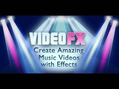 Обзор  VideoFX for Android