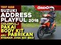 Suzuki Address Playful   Test Ride Review   GridOto