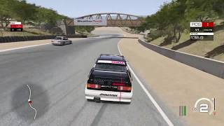 Assetto Corsa Battle - Mercedes Benz 190E Evo II vs Bmw M3 E30