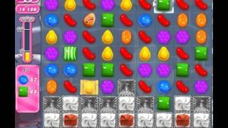 Candy Crush Saga Level 365 - 2 Star - no boosters