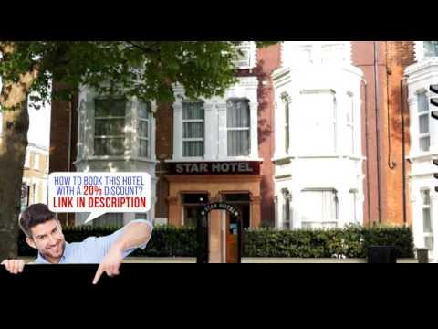 Star Hotel - B&B, London, United Kingdom HD review